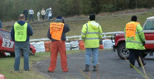 Marshals take a variety of duties
